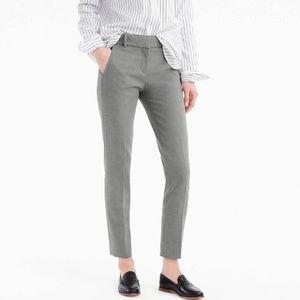 J.Crew Cameron Slim Crop Pant Stretch Size 4